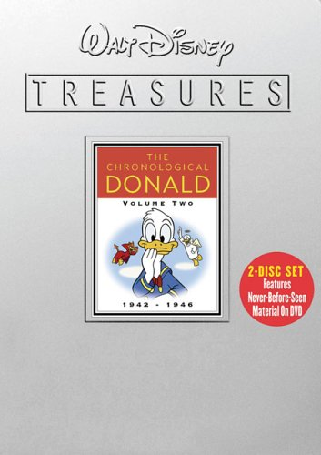 Walt Disney Treasures - The Chronological Donald, Volume Two (1942 - 1946) Disney Treasures Donald Duck