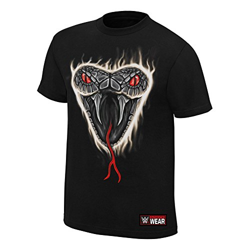WWE Randy Orton Apex Predator Youth Authentic T-Shirt Black Medium by WWE Authentic Wear