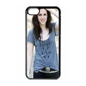 Kristen Stewart Celebrity iPhone 5c Cell Phone Case Black present pp001_9758389