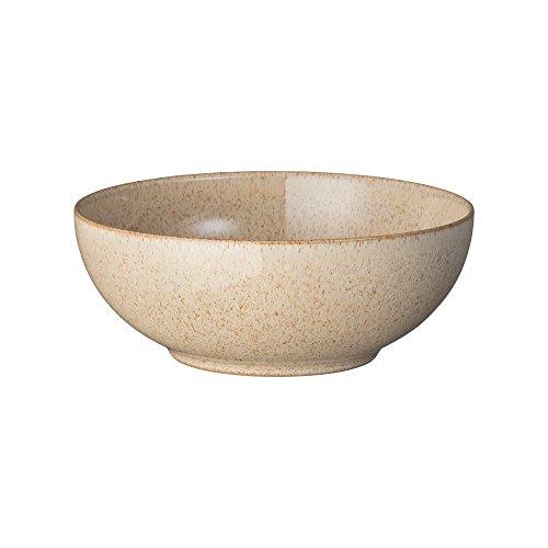 Bowl Pottery Studio - Denby Studio Craft Birch Cereal Bowl, Ceramic, 17 x 17 x 6.5 cm