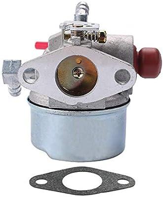 milttor 640350 con filtro de aire y bujía para carburador para ...
