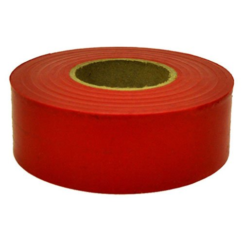 Hanson C H 17021 CO 300' RED Flag Tape (300' Flagging Tapes)