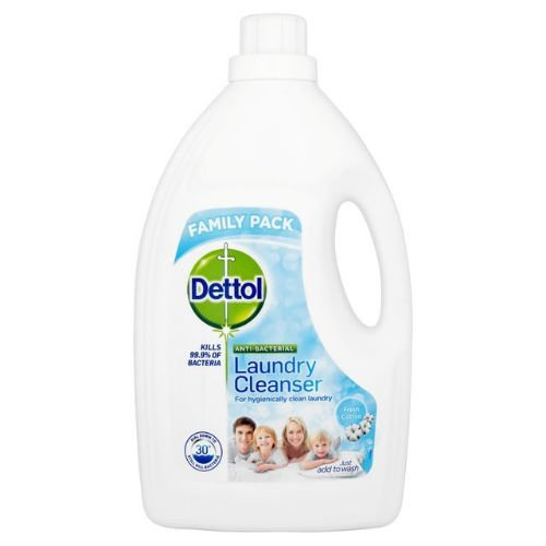 leanser Cotton Fresh 2.5L Case of 5 by Dettol ()