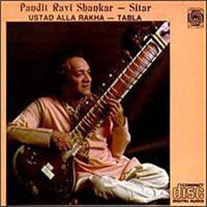 The Genius of Pandit Ravi Shankar by Oriental Records U60311