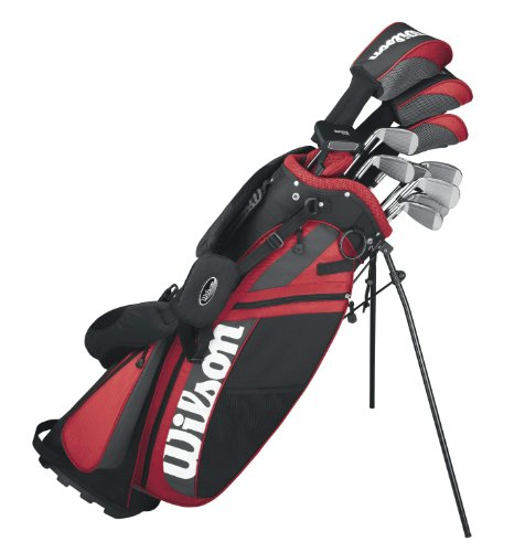 Wilson Profile Complete 11-Piece Package Set (Teen, Right-Hand), Outdoor Stuffs