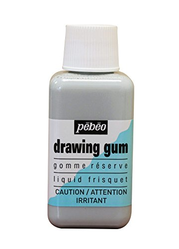 Pebeo 372000CAN Drawing Gum 250ml