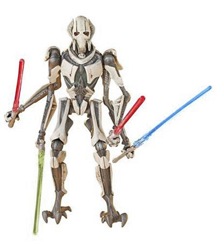 General Grievous Costume - Star Wars E3 BF15 General