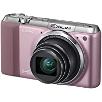 Casio High Speed Exilim Ex-ZR700 Digital Camera Pink EX-ZR700PK - International Version (No Warranty)