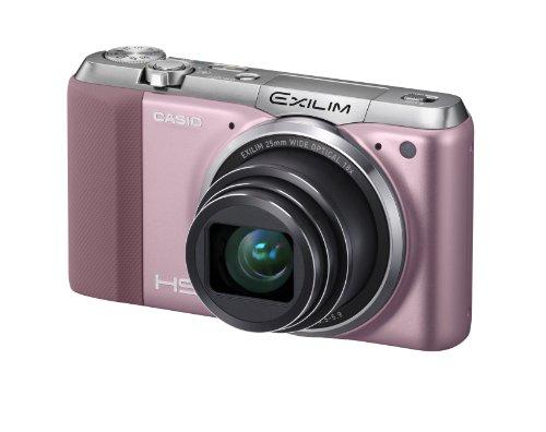 Casio High Speed Exilim Ex-ZR700 Digital Camera Pink EX-ZR700PK - International Version (No Warranty)