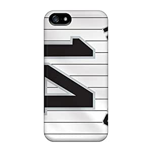 Best Hard Cell-phone Cases For Iphone 5/5s (cbN12752srvI) Unique Design High Resolution Chicago White Sox Image