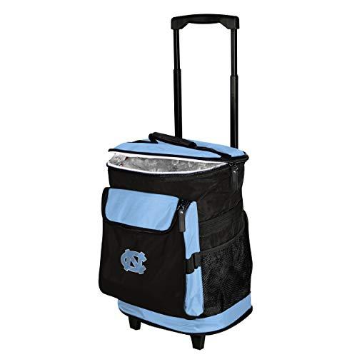 - Logo Brands 185-57 NCAA  North Carolina Rolling Cooler