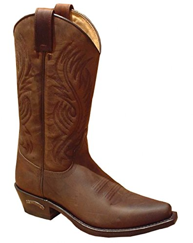 Sendra Boots 2605MO braun * incl. original MOSQUITO ® Stiefelknecht *