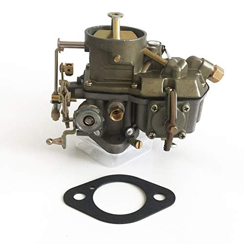 "Autolite 1100 Carburetor Manual Choke Fits 1964-68 Falcon Mustang Sprint Fairlane Comet 170 to 200 inline six cylinder engines F100 F250 F350 Truck 1963 to 1964 V6 223""/6 cylinder 262"" CID engine"
