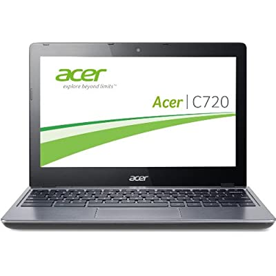 Acer Chromebook C720-29552G01AII Intel   1400 MHz 2048 Portable  Flash Hard Drive GPU
