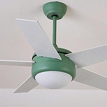 AGECC Lámpara De Ventilador De Techo Moderna Simple Moderna ...