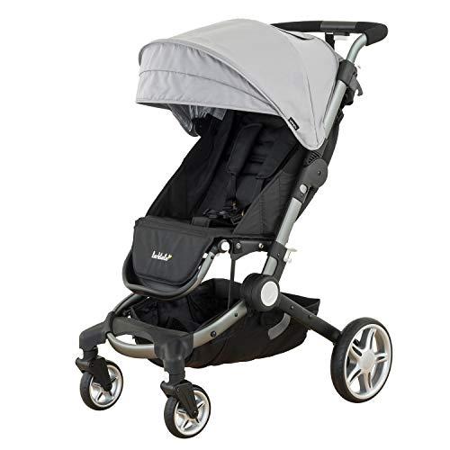 Larktale Lightweight Compact Coast Stroller, Nightcliff Stone