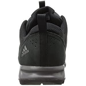 adidas Outdoor Men's Tivid Mesh Walking Shoe, Black/Granite/Black, 11 D US