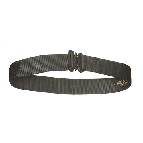 Tac Shield T303-MDBK Cobra Buckle Gun Belt, Black, Black by Tac Shield
