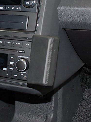 B001W6LNVQ Kuda 058105 Leather Mount Black Compatible with Dodge Journey (2009-2010) 41JBJLXlCJL.