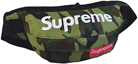 The Mass Supreme Fanny Pack,Supreme Bag (Camouflage)