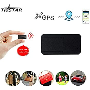 Amazon.com: Portable Mini GPS Tracker dispositivo ...