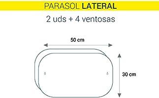 PARASOL PIZARRA