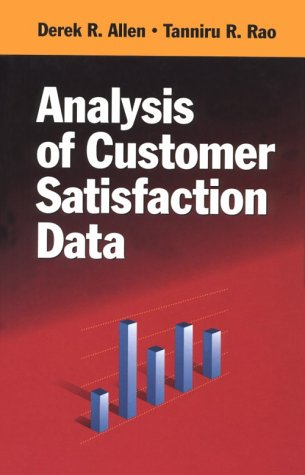Analysis of Customer Satisfaction Data
