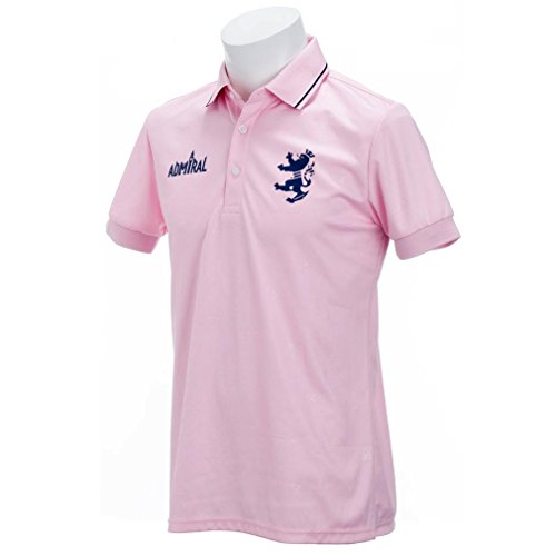 アドミラルゴルフ AdmiralGOLF メンズ ポロシャツ 半袖 ADMA825