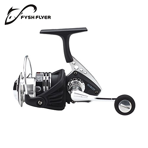 Cheap FYSHFLYER Huntar Professional Performance Spinning Reel; 9+1 BB Alloy Body/ Aluminum Handle & Knob/ Stainless Steel Main Shaft