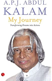 My Journey : Transforming Dreams into Actions price comparison at Flipkart, Amazon, Crossword, Uread, Bookadda, Landmark, Homeshop18