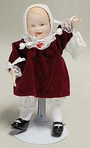 """Jennifer Ashton Drake Porcelain 6 """" Doll – # 92036   B07BNR4CXD"""