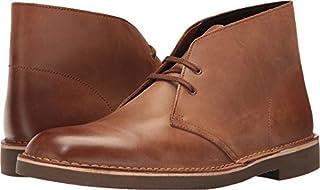 CLARKS Men's Bushacre 2 Chukka Boot, Dark tan Leather, 7.5 Medium US (B01N0P7SQG) | Amazon price tracker / tracking, Amazon price history charts, Amazon price watches, Amazon price drop alerts