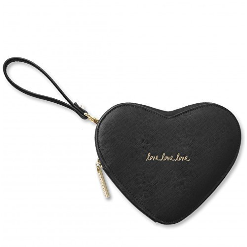 Loxton Katie Love Pouch Black Heart FadRd7q