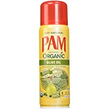 Pam Organic Olive Oil No-Stick Cooking Spray - 5 oz - 2 Pack