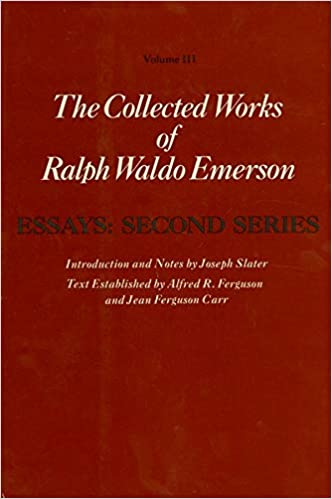 The collected essays of ralph waldo emerson plan writing service calgary