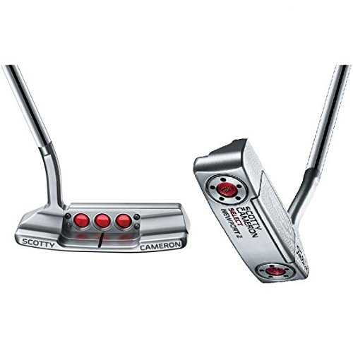 Newport 2 Putter (Titleist Scotty Cameron Select Putter 2016 Right Newport 2 34)