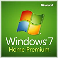Microsoft Windows 7 Home Premium, 64 bit, English, 1 Pack, DSP OEI (DVD) (This OEM software is intended for system builders only) [import anglais]