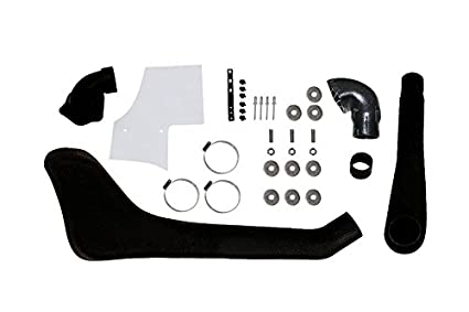 Amazon com: Sunny Car New Snorkel Air Ram Intake Kit For