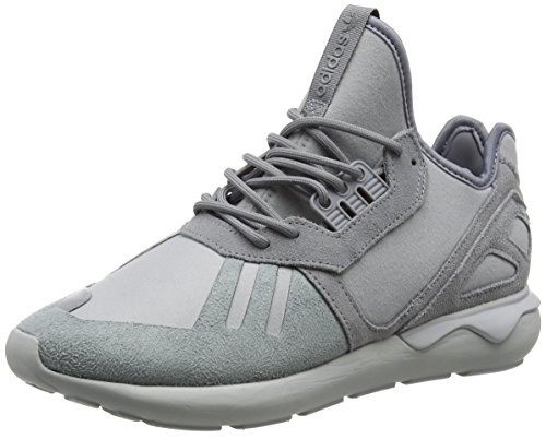 adidas Herren Tubular Runner Laufschuhe, Grau (Grey/Grey/Lgh Solid Grey), 46 EU