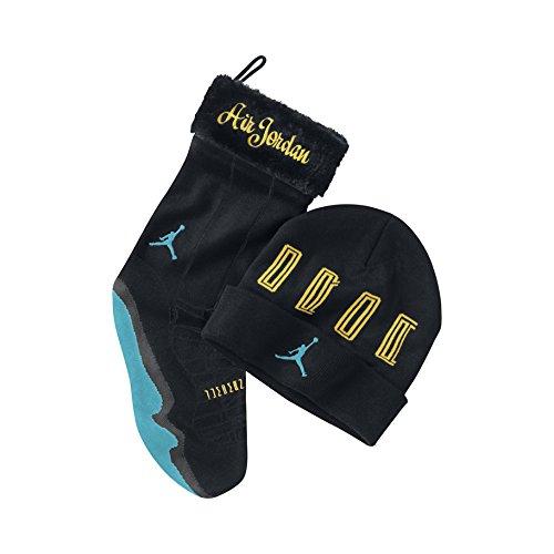 Nike Air Jordan 11 Retro Holiday Mens Gift Set (Jordan Retro Gamma Blue 11)