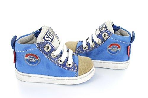 Shoesme UR5S030 Urban Jungen Sneaker in Blau Gr. 22-28