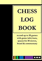 Chess Log Book