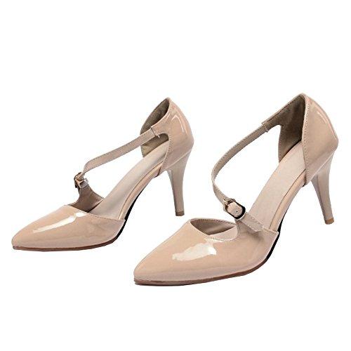 Onewus Sandales Compensées Onewus Compensées Femme Abricot Abricot Femme Sandales Abricot Compensées Femme Onewus Sandales 45qBwE