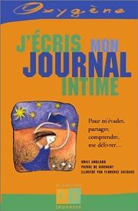 J'écris mon journal intime par Pierre de Givenchy