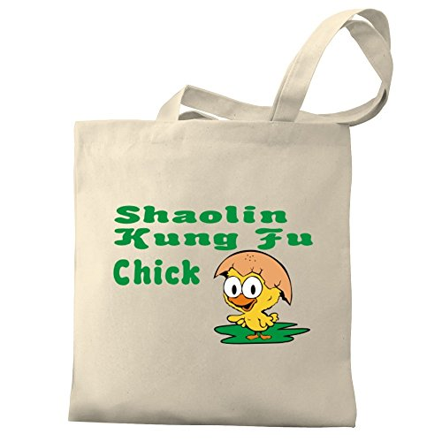 Eddany Shaolin Kung Fu chick Bereich für Taschen a8YgVbipND