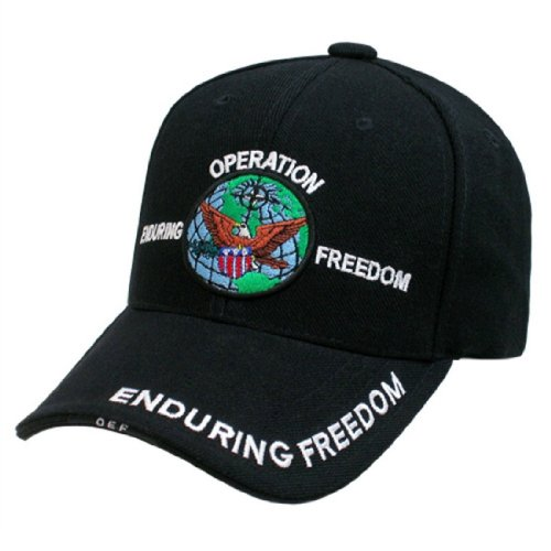 Rapid Dom Military Embroidered Baseball Caps RD Op Enduring - Op Mall