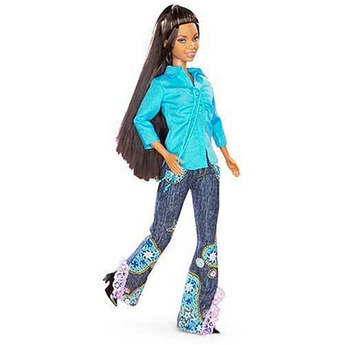 Barbie Collector That's So Raven Stylin' Hair (Stylin Hair Doll)