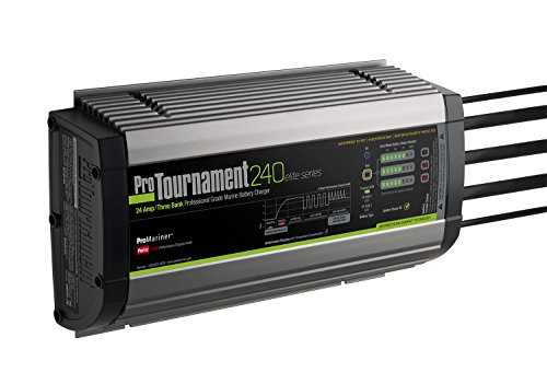 Stage Charger 3 (ProMariner Tournament 24 Amp 12/24/36V Elite Battery Charger)