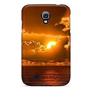High Quality Sunset Case For Galaxy S4 / Perfect Case