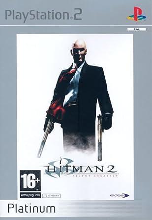 Hitman 2 Silent Assassin Platinum Ps2 Hitman 2 Silent